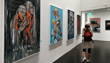 Nieuw: Urban Nation Street Art Museum