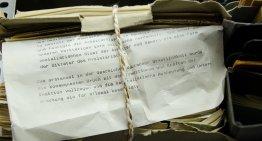 Het Stasi-archief – een chaos van miljoenen dossiers en snippers