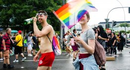 Christopher Street Day – De Berlin Pride demonstratie