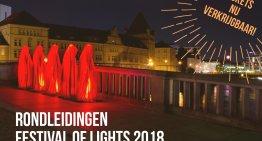 Lichtfestivals in Berlijn – Festival of Lights en Berlin leuchtet