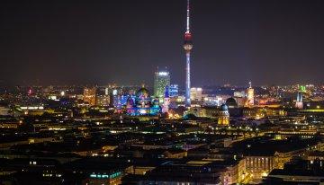 Foto-impressie: Lichtfestival in Berlijn 2018!