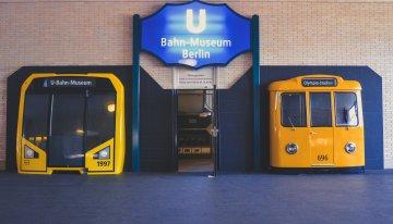 Voor de liefhebbers: het U-bahn museum