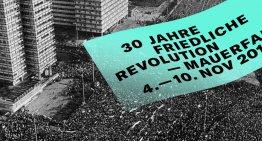 #Mauerfall30 – Alles over de feestelijkheden rondom 30 jaar Mauerfall in Berlijn