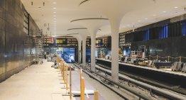 Station Rotes Rathaus: een kijkje bij de nieuwe U5!