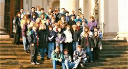 Muurverhalen • Arie van Tiggelen: werkweek in Berlijn in november '89