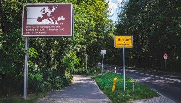 Berliner Mauerweg – Fietsen langs de voormalige Berlijnse muur