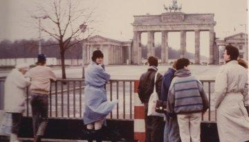 Muurverhalen • Elsbeth de Jager: au pair in West-Berlijn
