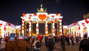 Foto-impressie: Lichtfestival in Berlijn 2019!
