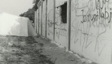 Muurverhalen • Mattijs Diepraam: onder de grond en voorbij de muur