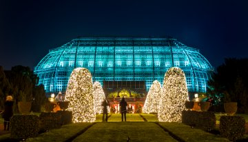 Lichtjesfestijn Christmas Garden in Berlijn • Een sfeerimpressie!