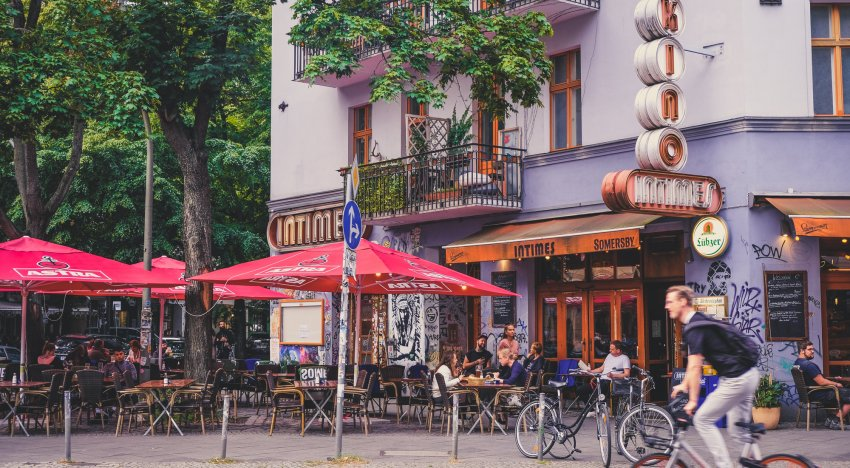 Berlijn in Plaatjes #30 • Juli 2019