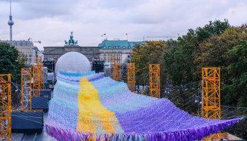Terugblik: 30 Jahre Mauerfall in Berlijn