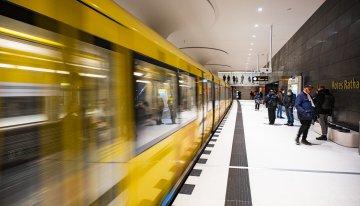 A new kid in Berlijn: de nieuwe metrolijn U5 is klaar!