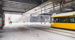 Sneeuw in Berlijn – Fotoserie tijdens winter 2021