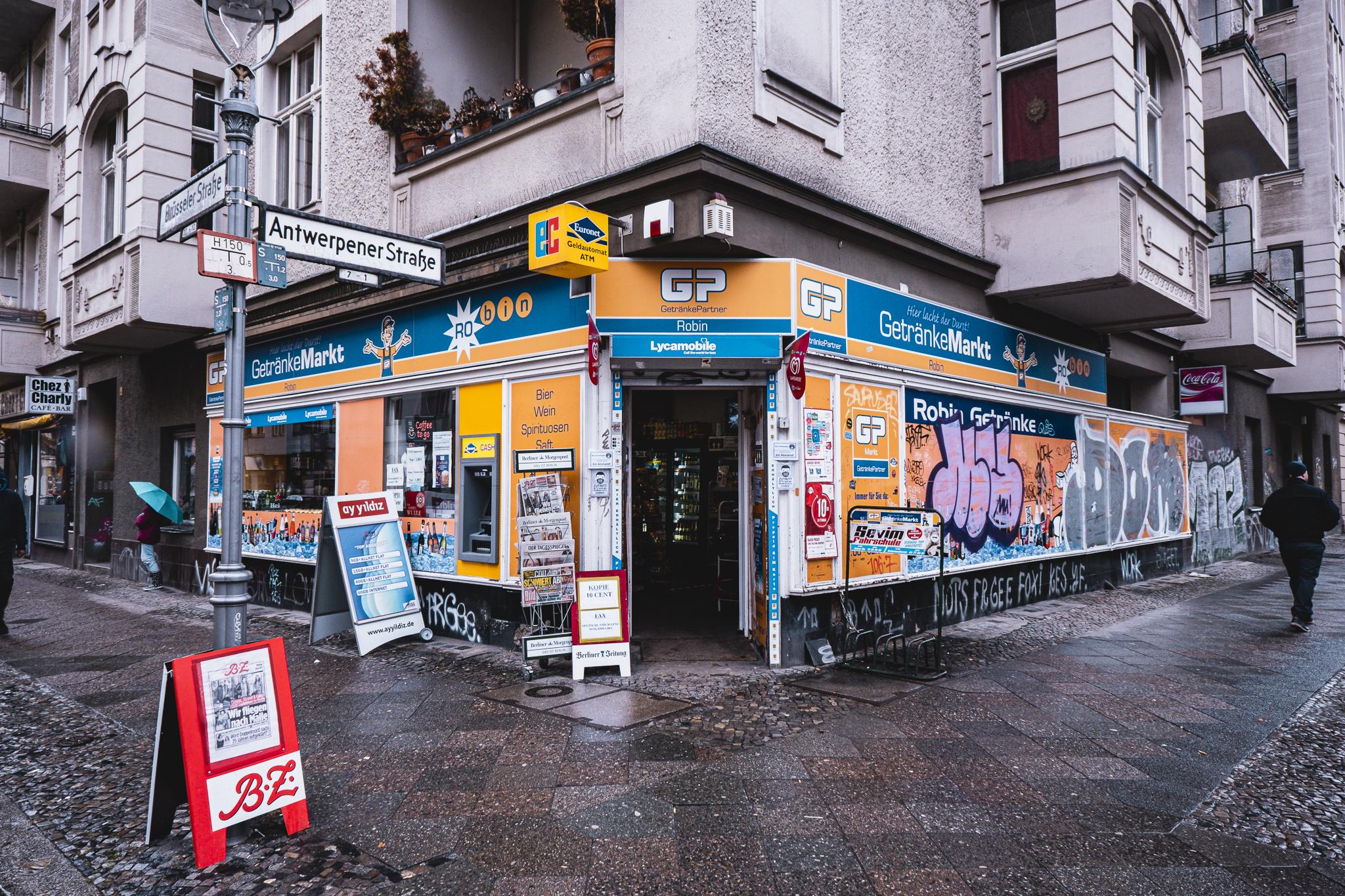Späti's in Berlijn – Van een Ost-fenomeen naar Berlijns erfgoed